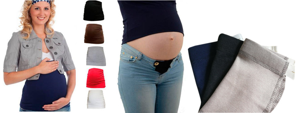 Maternity Waistband ADJUSTABLE