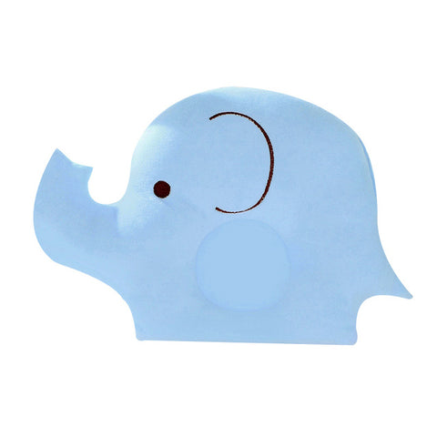 Elephant Head Shaping Anti-Roll Pillow