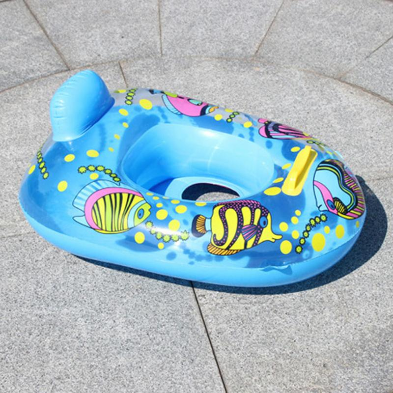 Swimming Baby Boat (Random Colors)