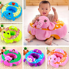BABY SEAT - CUTE ANIMAL DESIGN BABY SUPPORT SOFA CHAIR