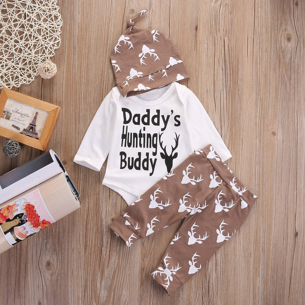 Daddy's Hunting Buddy Outfit
