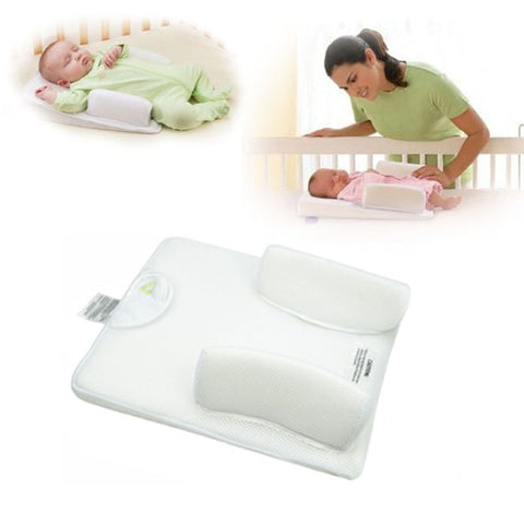 ANTI-ROLL BABY PILLOW