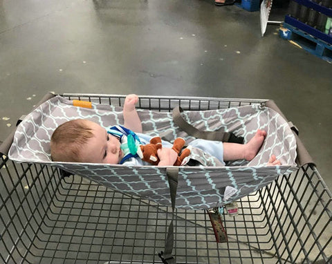 Baby Shopping Cart Hammock