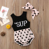 Image of Sup Polka Dot Romper
