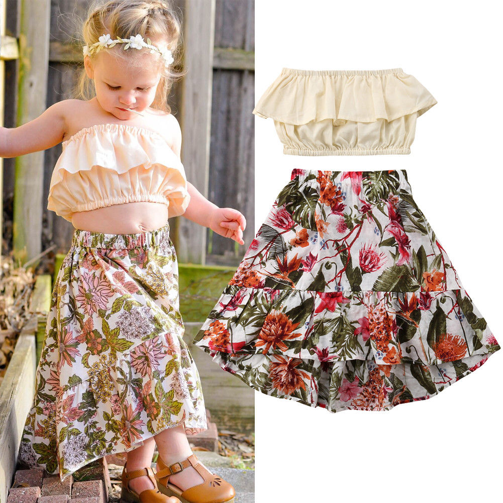 Lettie Skirt Set