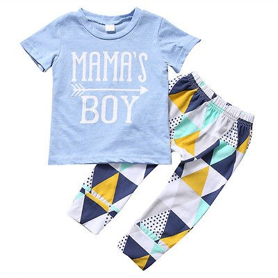 Mam's Boy Outfit