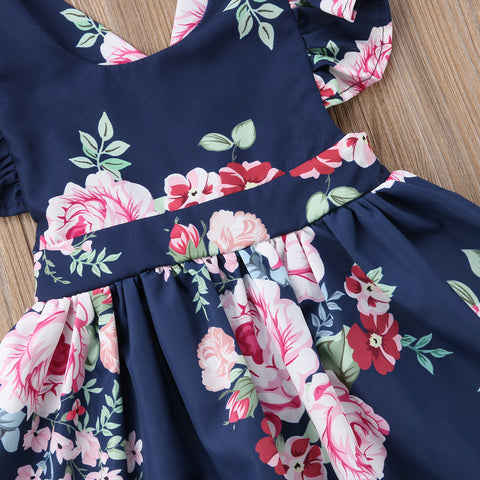 Flutter Beauties Dress