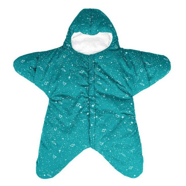 Starfish Baby Suit