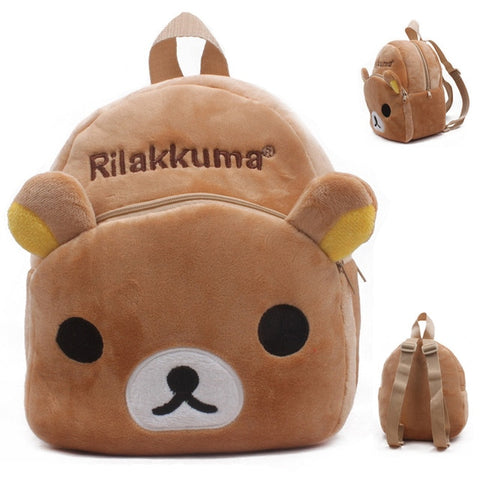 Little Rilakkuma Kids Fur Bag (Small)