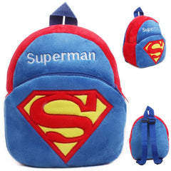 Little Superman Kids Fur Bag (Small)