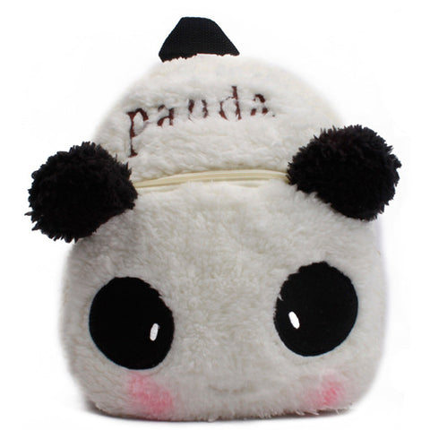 Little Panda Kids Fur Bag (Small)