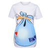Image of Cute Maternity T-shirt