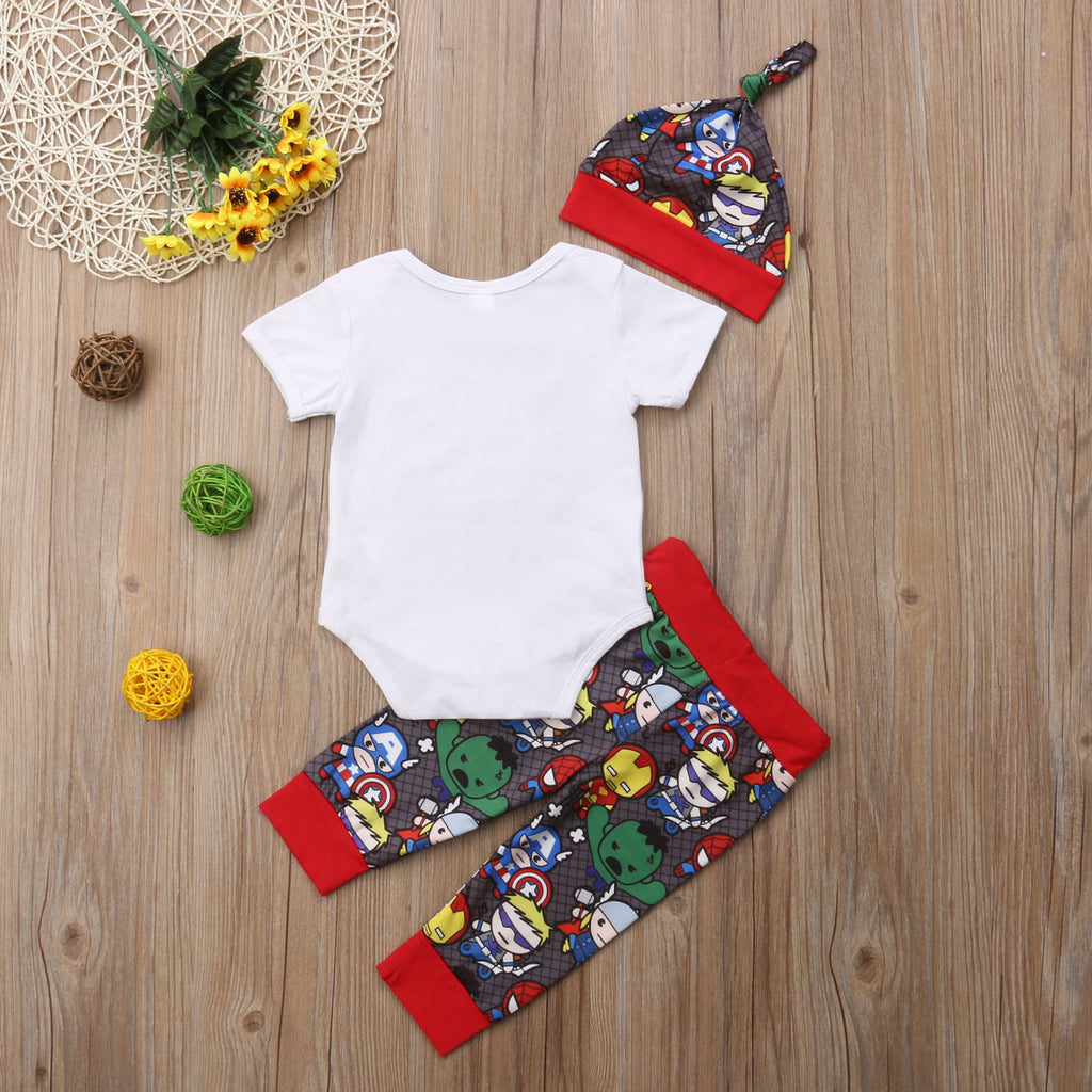 """Daddy Superhero"" Outfit"