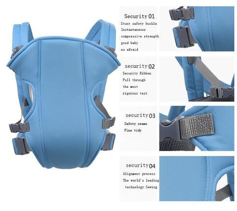 COMFORT ZONE BABY CARRIER