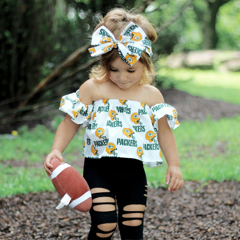"""Packers"" 3Pcs Set Stylish Outfit"