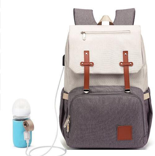 THE JAYCEE WITH USB PORT + FREE HEATED BOTTLE WARMER + STROLLER HOOKS!