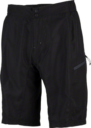 Bellwether Alpine Men's Baggies Cycling Short: Black XL