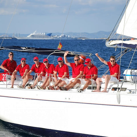 Sailing Boat Team, Ibiza Regatta