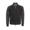 Men´s Cashmere Bomber Jacket in Herringbone stitch Varau - Hommard