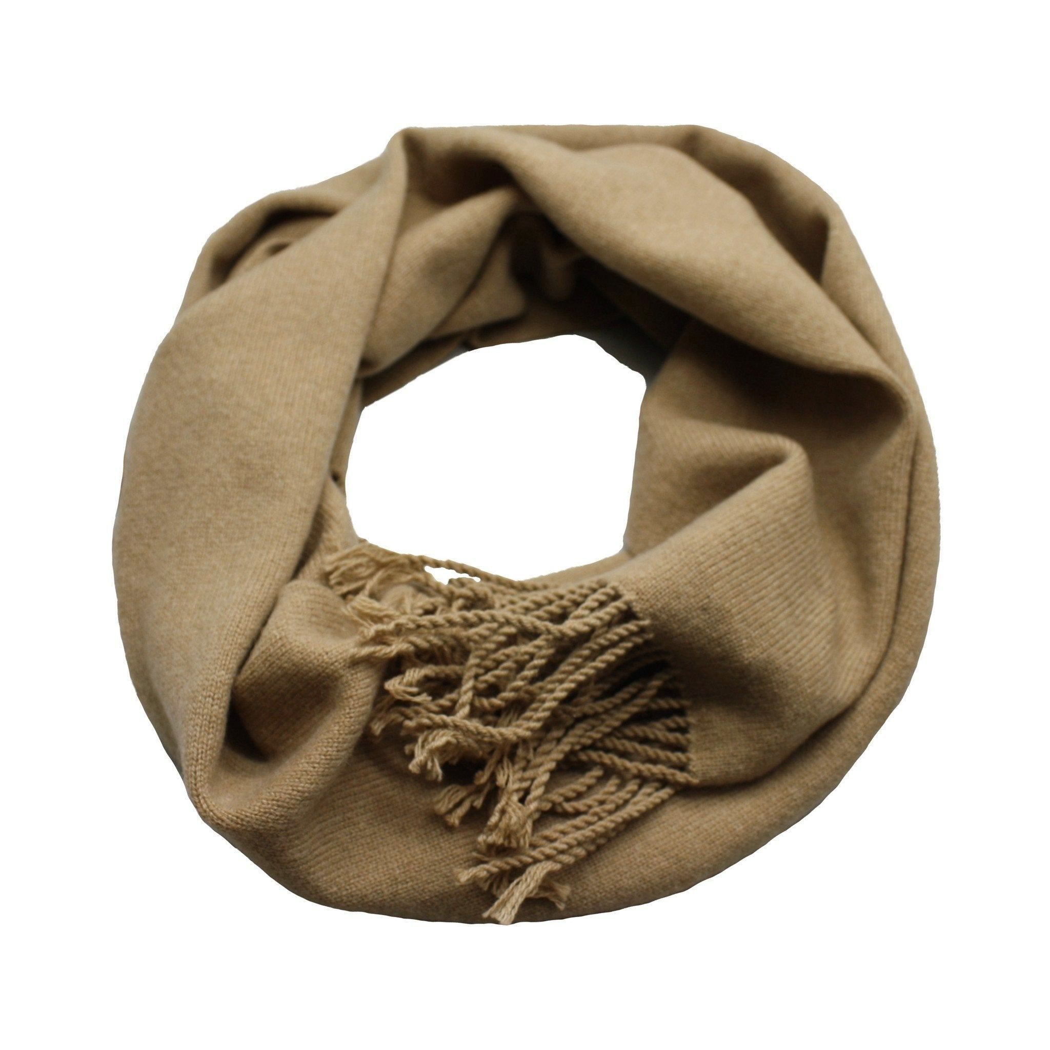 Cashmere Scarf Light Weight Knitted - Hommard