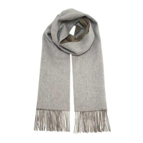Cashmere Woven Double Face Scarf
