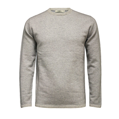 Birds Eye Men´s Cashmere Sweater Crew Neck Maui - Hommard