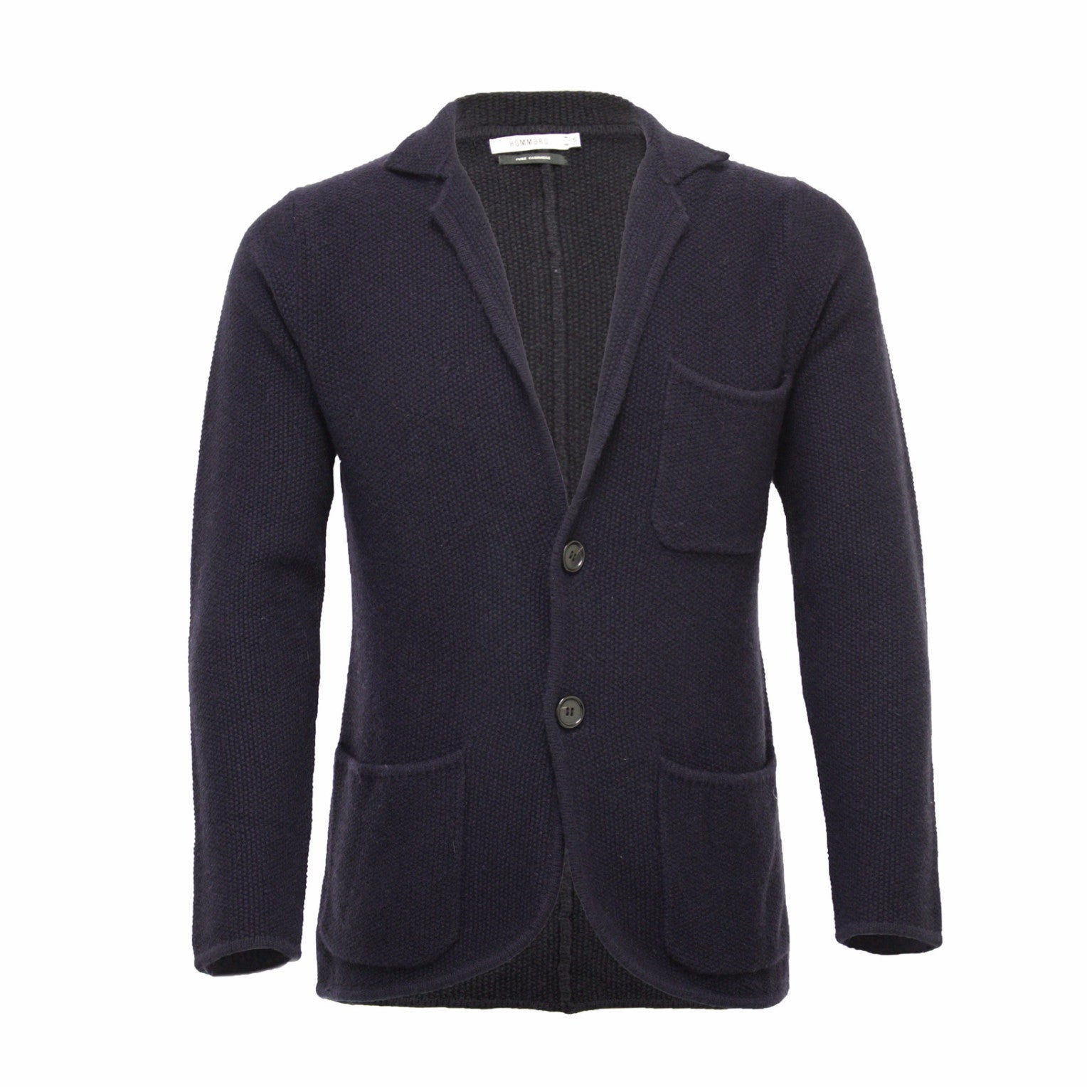 Men´s Cashmere Knitted Jacket Jackson - Hommard