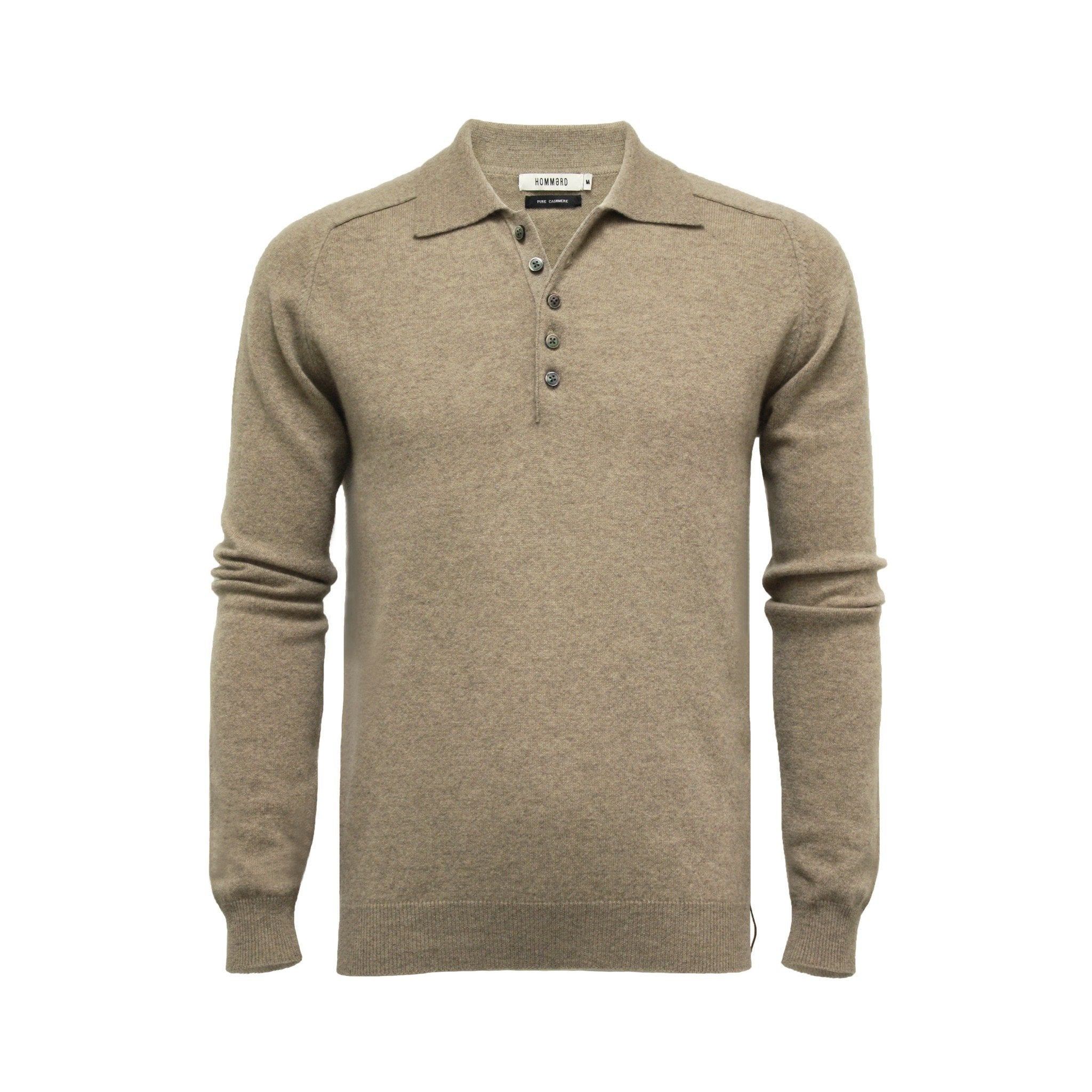 Polo Neck Cashmere Sweater Porter