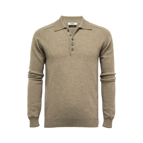 Porter Polo Neck Cashmere Sweater