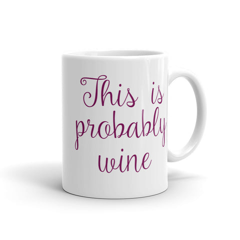 This is Wine Mug