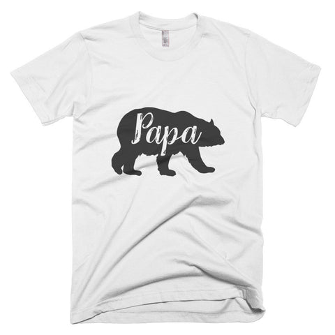 Papa Bear men's t-shirt