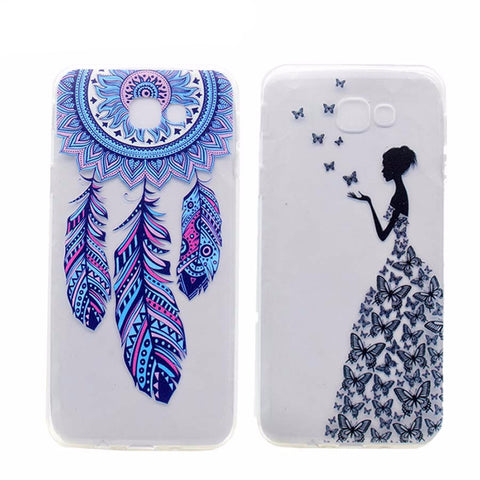Soft Phone Cases for Samsung Galaxy