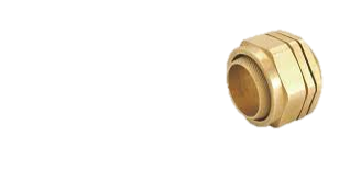 HEX - Cable Glands (Brass)