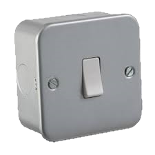 Schneider - Metal Clad Switches & Sockets