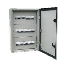Magline - Steel Distribution Boards - MCB Type - Powder Coated