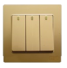Chint - NEW 8P Series - Colour - Switches & Sockets - White, Silver, Gold, Black