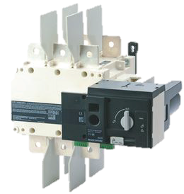 Socomec - ATS (Auto Transfer Switches) - ATys S - MOT Change Over Switches - 125A to 1600A