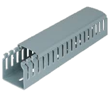 PL - Power Panel Accessories - Cable Duct - Slotted Type