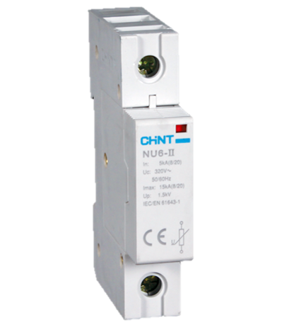 Chint - NU6 II Series - Surge Arresters