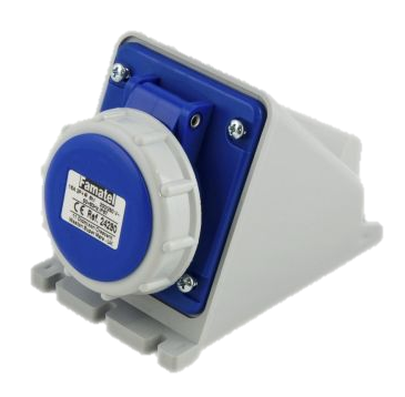 PL - Famatel - Industrial Plug & Socket - IP67 - 6H