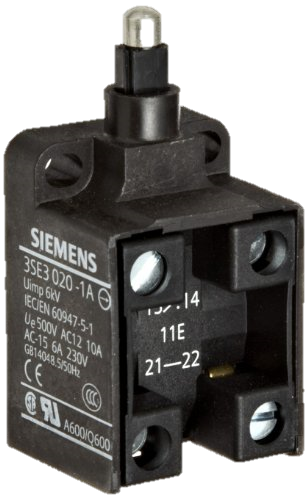 Siemens - 3SE3100 & 3SE3120 Series - Limit Switches