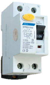 TECS - Earth Leakage Circuit Breaker (ELCB)