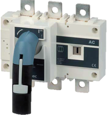 Socomec - Isolator - LBS (Load Break Switch) - Sirco Series