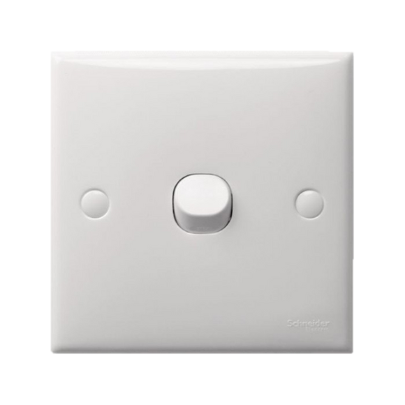 Schneider - E 30 - White - C - Classic Series - Switches & Sockets