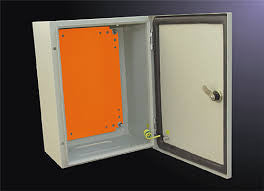 Magline - Steel Enclosure - Wall Mounted - Powder Coated