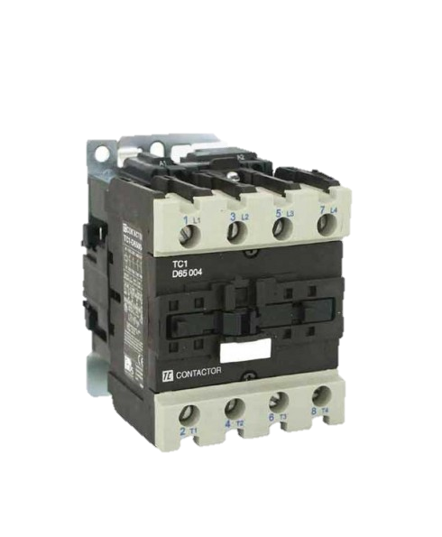 C & S - 3 Pole Magnetic Contactors - AC3 - 4NO