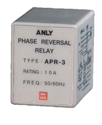 Anly - Voltage Relays -  Sequence Protection / Voltage Relays