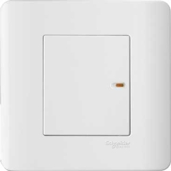 Schneider - ZENCELO White Series - Switches & Sockets