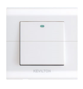 Kevilton - Modular Series - Colour - Switches & Sockets - White, Black, Gold, Silver