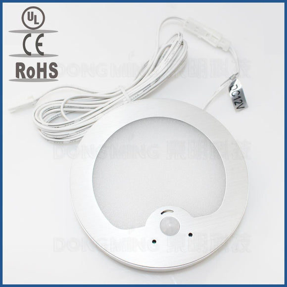 PIR Sensor Human Body Motion LED Light  High Quality Motion Sensor Led Under Cabinet Light 3528 42leds 230LM - 5pcs/lot